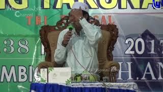 KH Anwar Zahid Sragen, 20 Desember 2017
