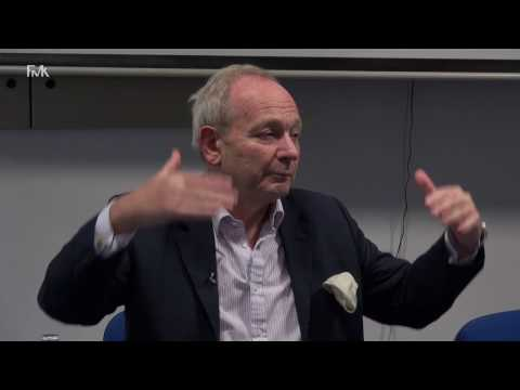 """FMK Open Lecture: Alastair Crooke """"The New Times"""""""