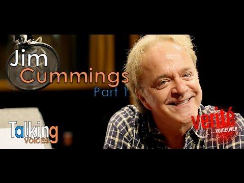 Jim Cummings  Talking Voices Part 1