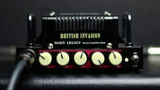 Hotone British Invasion Amplifier Demo