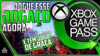 A ESPERA ACABOU! Jogue no GAME PASS agora esse JOGÃO no XBOX ONE e tem GAME GRÁTIS!