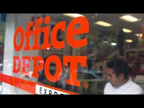 "Office Depot: A ""Most Attractive"" Value Stock"