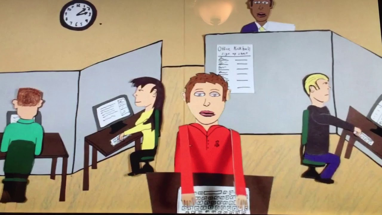 Keyboard Ons Mad Tv Cartoon Network