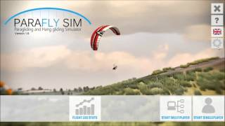 Dynamic Weather Paraflysim - 3D Paragliding Simulator