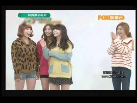 111119 Weekly Idol 一週偶像 - Girls Day 中字