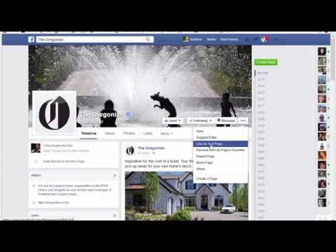 "How to ""Use Facebook As Your Business Page""  Now (Aug 2015)"