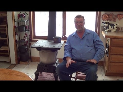 Wood and Coal Stove - REAL USA Ep. 80