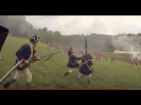 Patriot's POV fighting in the Revolutionary War OSV
