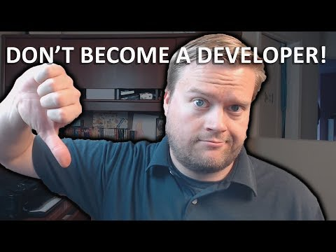 5 Reasons Why You Shouldn't Become A Software Engineer