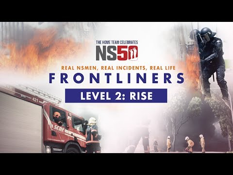 Frontliners - Level 2 Rise
