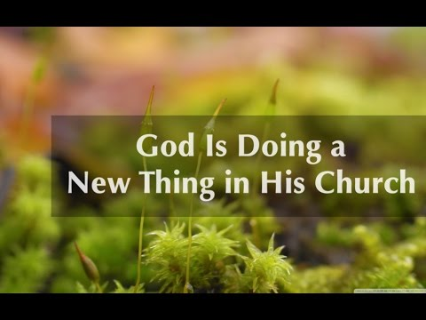 David Wilkerson - God Is Doing a New Thing in His Church | Full Sermon