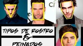 "Peinados segun tu rostro ""HOMBRES"" | JR Style For Men"