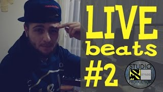 Live beats #2 - Making Hard Trap Beat Instrumental