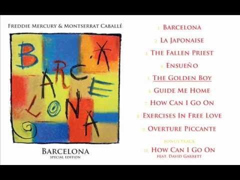 Freddie Mercury & Montserrat Caballe - Barcelona (Album Sampler)