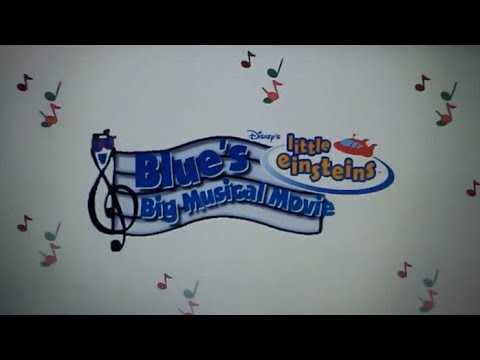 Little Einstiens Movie Blues Big Musical Play Along