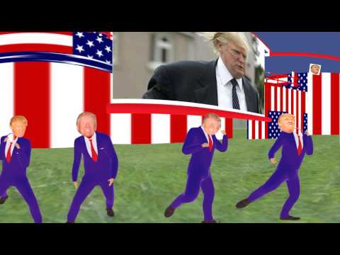 Virtual Merrill Ellis Intermedia Theater — Trump Land