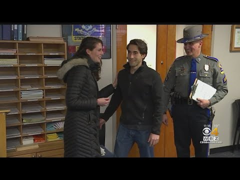 Wendy - CT State Trooper Helps Couple Find Lost Wedding Rings