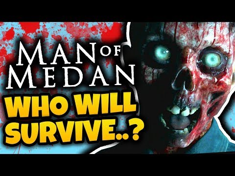 HERE WE GO AGAIN.. WHO WILL SURVIVE?! - Man of Medan - Part 1