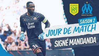 Nantes - OM l Les coulisses du match