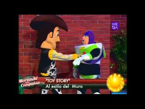 Toy Story al estilo