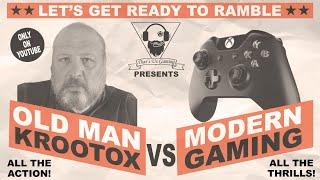 Baixar Old Man Krootox vs. Modern Gaming   Daves Ramble