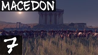 Total War Rome 2 : Emperor Edition : Macedon Part 7