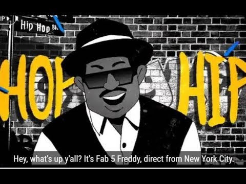 "44th Anniversary of The Birth of Hip-Hop (Google Doodle ""Game"")"