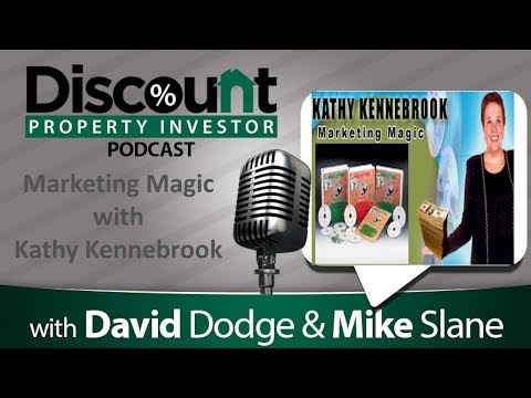 Marketing Magic with Kathy Kennebrook