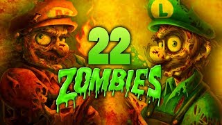 Challenge 22 Zombies (Black Ops 3 Zombies)