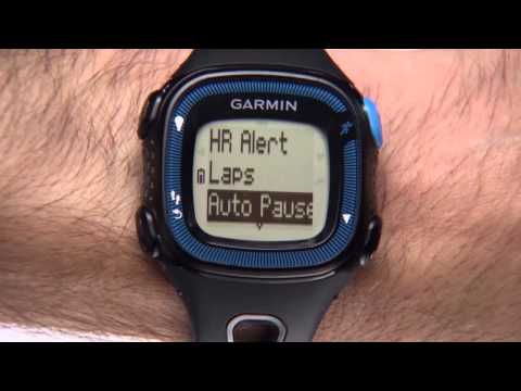 Garmin Forerunner 15 - First Run (Português)