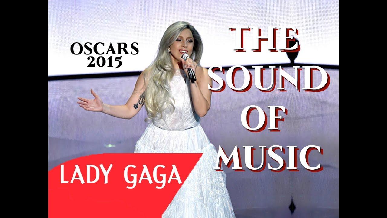 lady gaga oscars sound of music