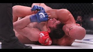 Chael Sonnen Explains the Tito Ortiz Choke, as Some Speculate Fix