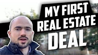 My First Real Estate Flip and Tips For Beginners in Real Estate Investing