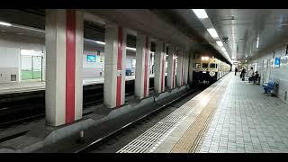 【復刻塗装】山陽3000系3030F 神戸三宮(阪急)行き普通 大開駅発着