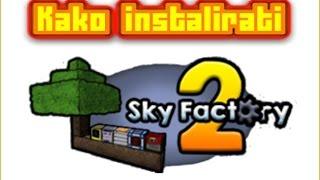 Sky Factory 2 : Kako instalirati