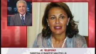 Sandra lonardo mastella parla a rainews24