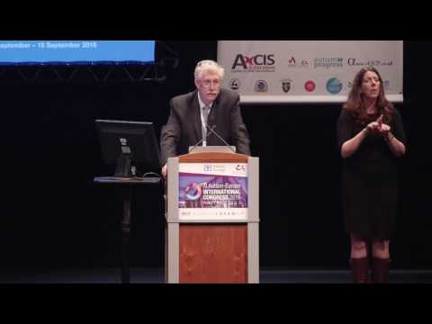 State of the art lecture: Autism today- what we do and don't know. Professor Fred Volkmar