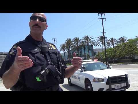 Federal Agents Detain Photographer - USAF El Segundo