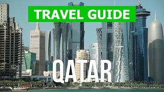 Qatar country tour   Cities, travel, nature, tourism, city of Doha   4k video   Qatar 2022