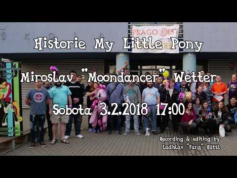 Historie My Little Pony (Moondancer)
