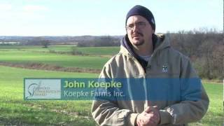 Koepke Farms Inc. - Leopold Conservation Award