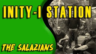 THE SALAZIANS sur INITY-I STATION