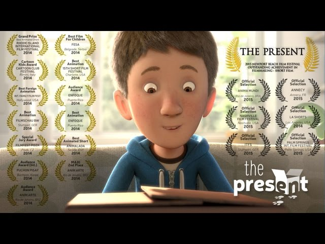 The Present - OFFICIAL