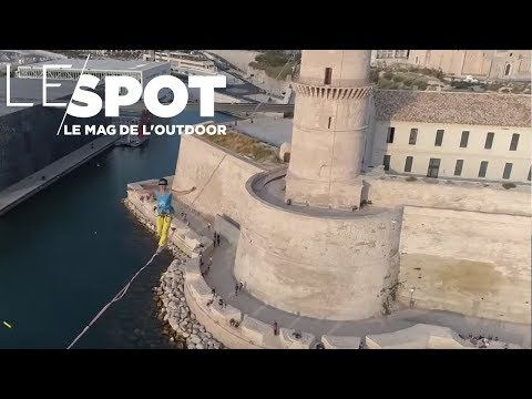 Le spot: Urban Elements de Marseille - Trek TV