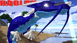 THE CHINESE ICE DRAGON! Roblox's best dragon! -Legends of Kasai 🐉