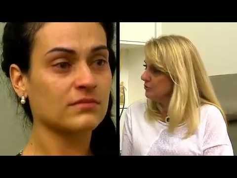 Sob Medida: Mayra Se Emociona Ao Falar Com Psicóloga (7)