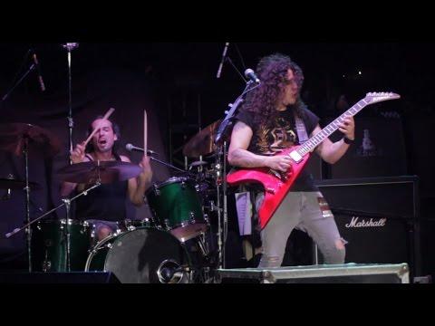 Charlie Parra - Speed F*cks + Drum solo LIVE (Charlie en el Parque 2015 Bluray)