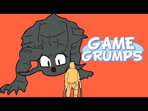 Game Grumps Animated - Fire Makes Me Sad