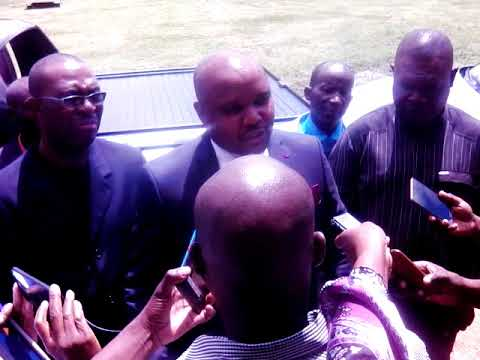 MULTI-PEOPLES DEMOCRATIC PARTY (MPDP) PRESIDENT ON UNVEILING OF THE PARTY MANIFESTO IN HARARE