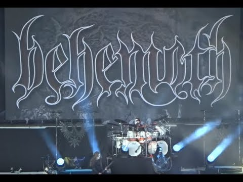 Behemoth, At The Gates and Wolves In The Throne Room North American tour unveiled..!
